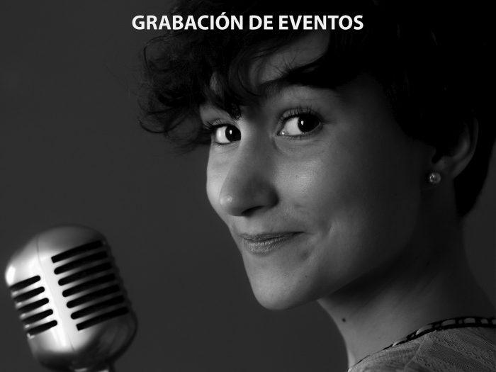 GRABACION DE EVENTOS