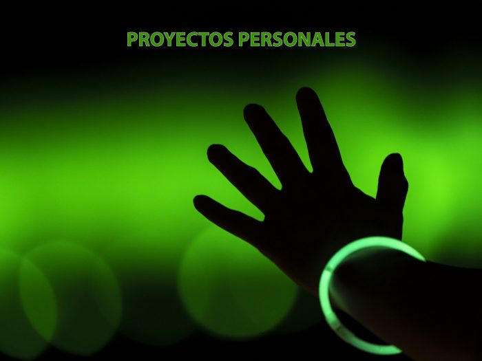 PROYECTOS PERSONALES
